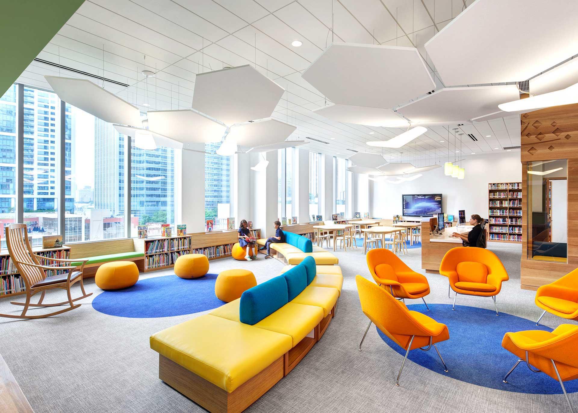 Interiors bkl architecture - Top interior design firms chicago ...