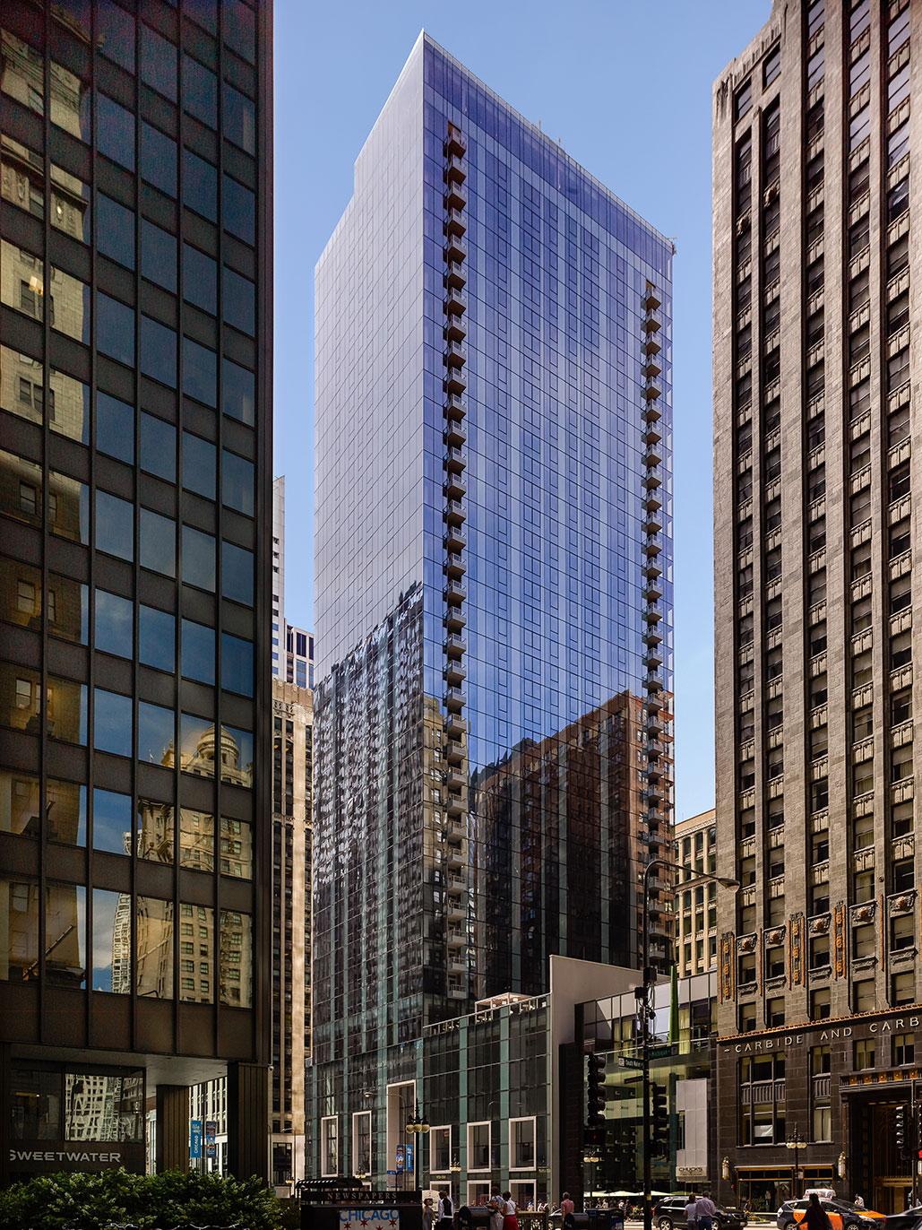 Mila Chicago Bkl Architecture