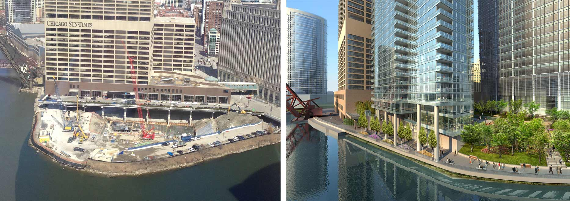 Construction Underway for bKL's Wolf Point Project