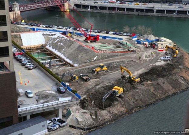 Construction Continues for bKL's Wolf Point Project