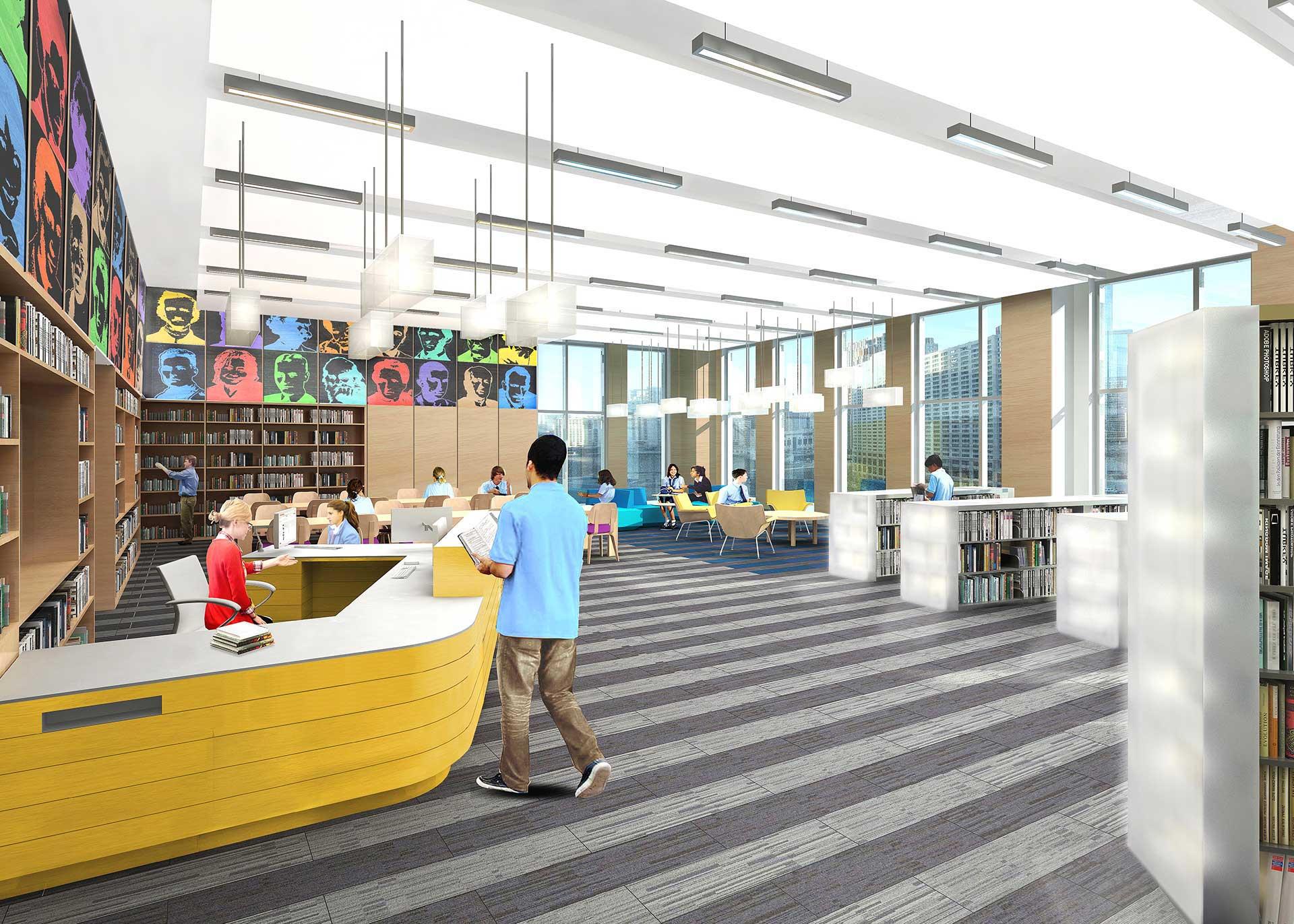 GEMS Upper Library
