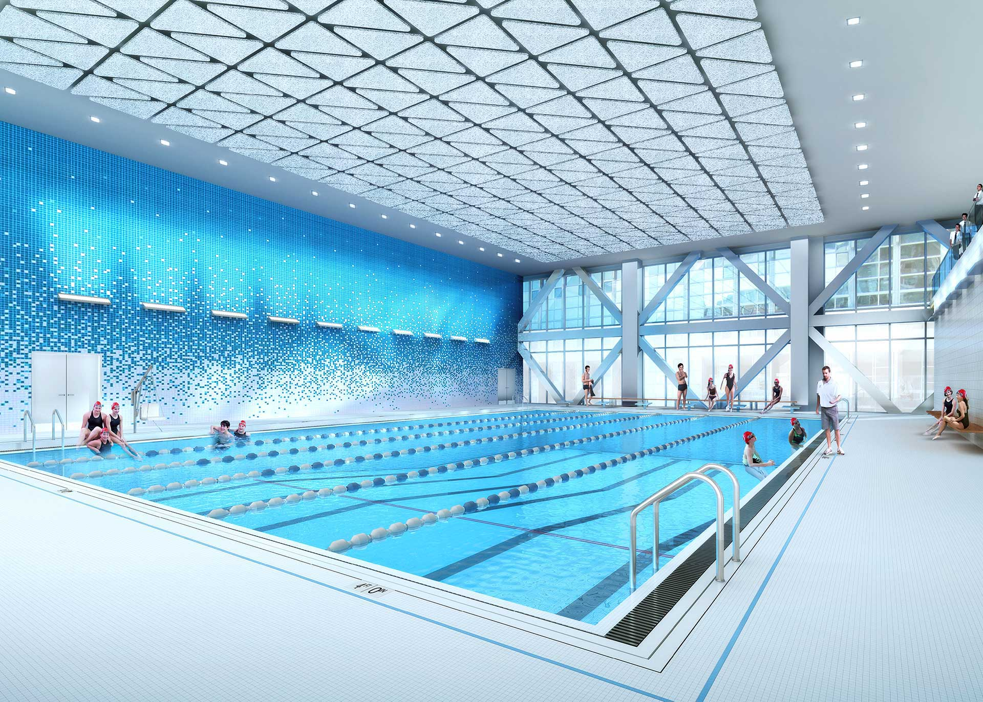 GEMS Upper Pool